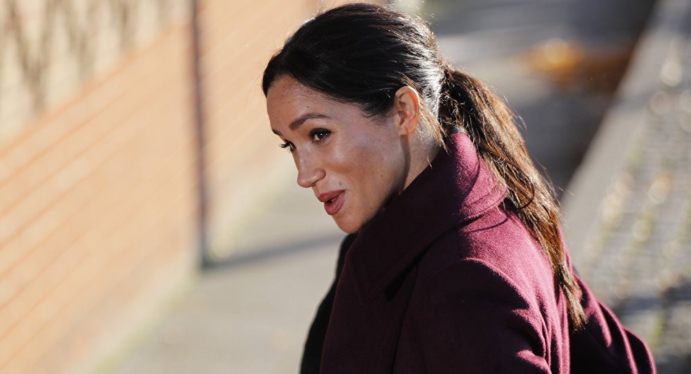 Meghan Markle, la duchesse de Sussex