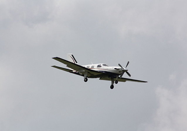 Un Piper PA-46-500TP Malibu (image d'illustration)