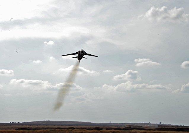 Un MiG-23 (archive photo)
