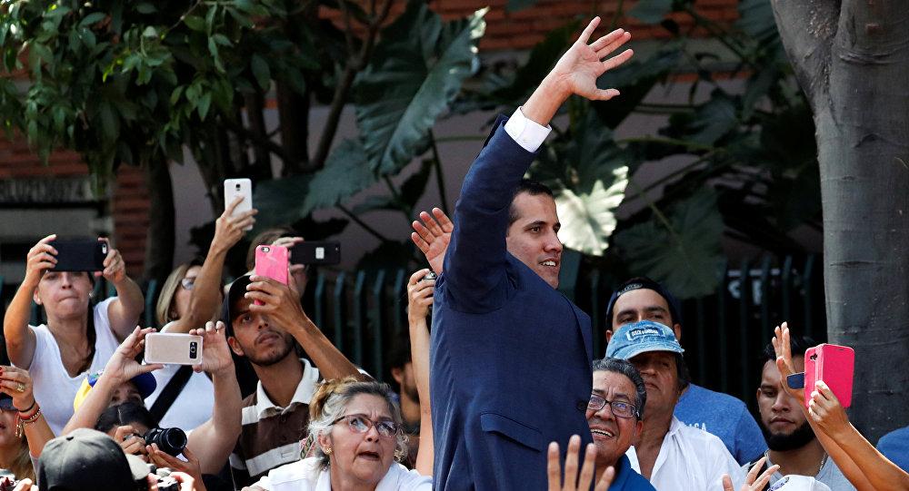 Venezuela: Guaidó rentre lundi et appelle à manifester | Amérique latine