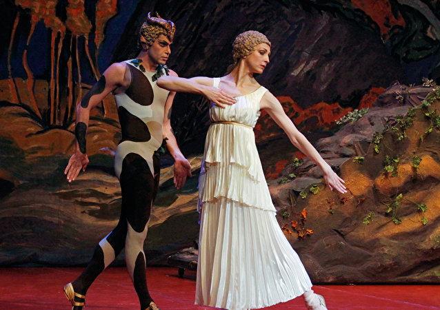 Une soirée dancée Nikolaï Tsiskaridzé enntre amis