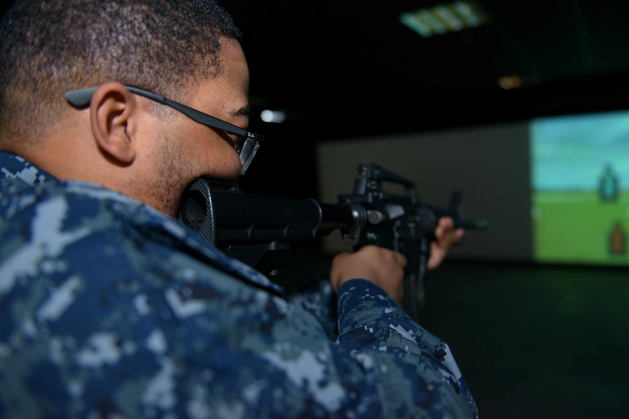 Un marin américain