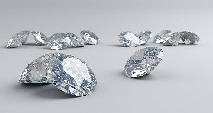 Des diamants (image d'illustration)