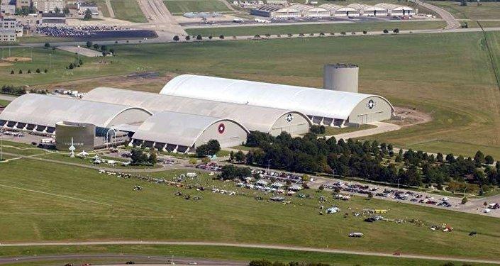 La base aérienne US Wright-Patterson