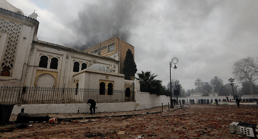 Objets volés, documents brûlés: acte de vandalisme dans le musée le plus ancien d'Algérie