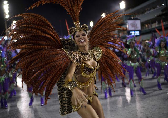 Carnaval-2019 à Rio
