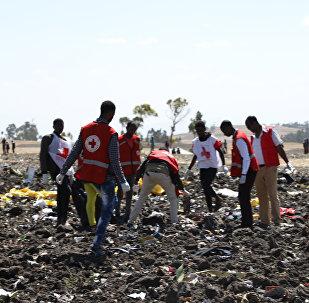 Crash d'un avion d'Ethiopian Airlines