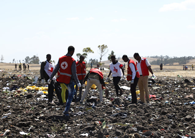 Crash d'un avion d'Ethiopian Airlines