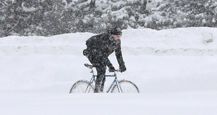 La neige à Ottawa