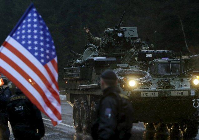 Militaires US en Tchéquie