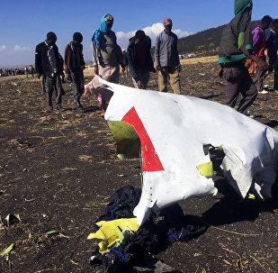 Ethiopian Airlines Flight ET 302 Plane Crash