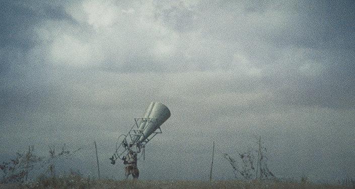 «Une jeunesse russe», un long-métrage d'Alexandre Zolotoukhine. Image du film