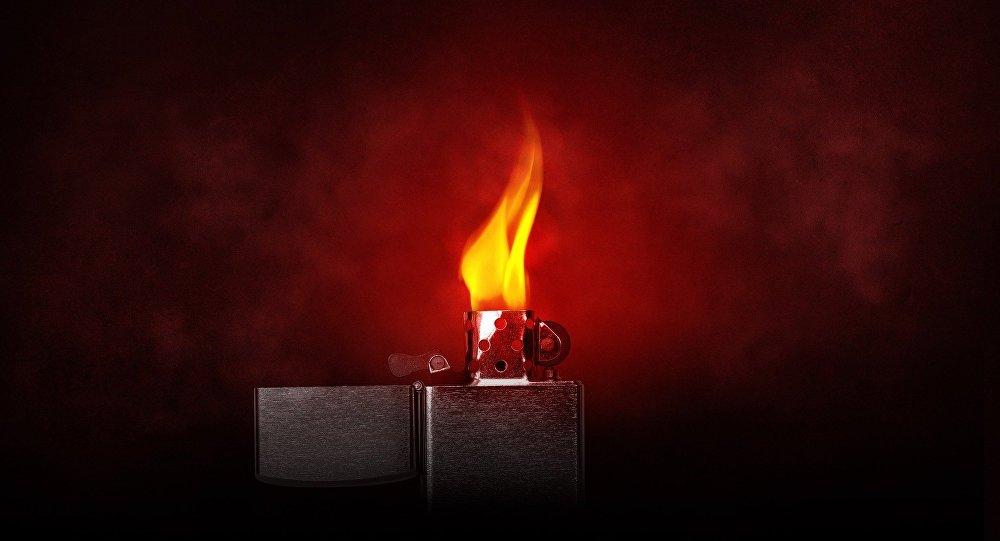 un briquet