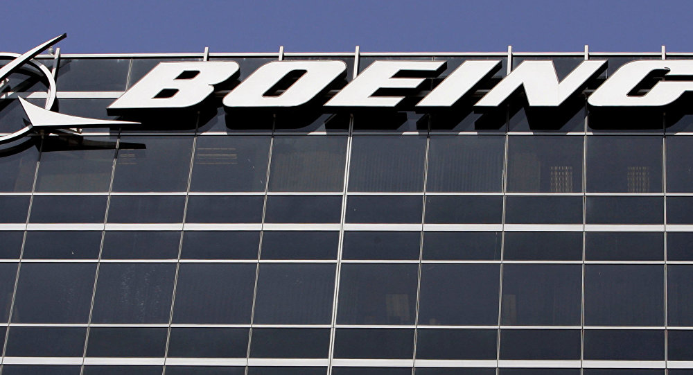 Logo de The Boeing Co