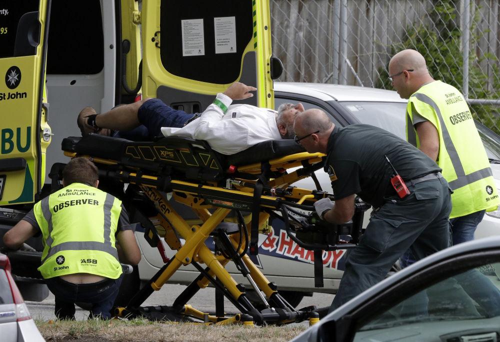 Attentat Nouvelle Zelande: L'attentat De Christchurch: L'une Des Journées «les Plus
