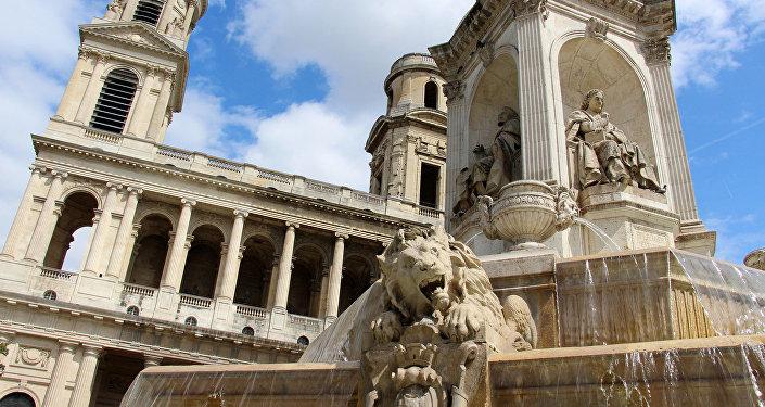 Église Saint-Sulpice à Paris