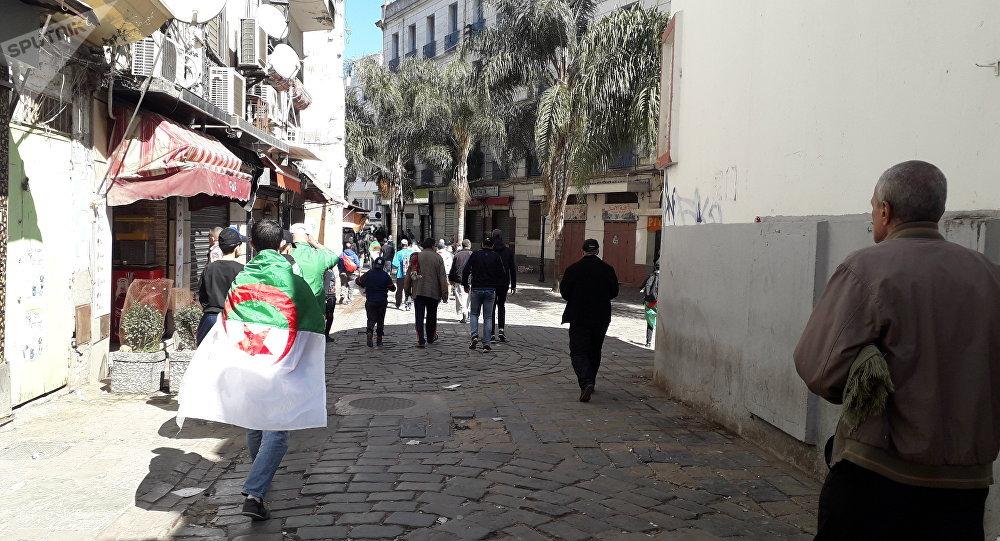 Situation en Algérie