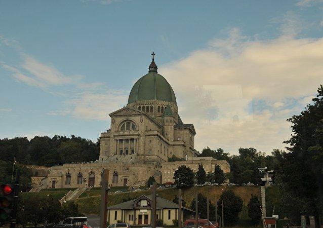 L'oratoire de Saint-Joseph de Montréal