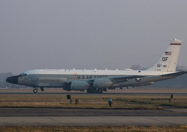 Boeing RC-135V Rivet Joint (archive photo)