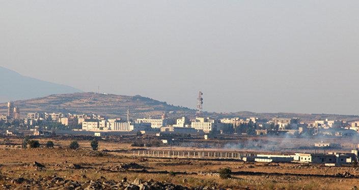 Hauteurs du Golan