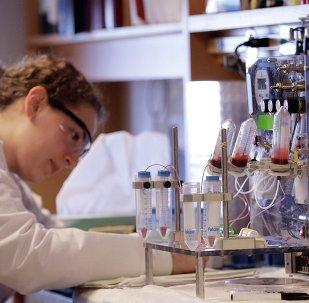 Une scientifique (image d'illustration)