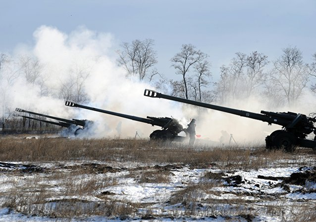 l'artillerie russe (image d'illustration)
