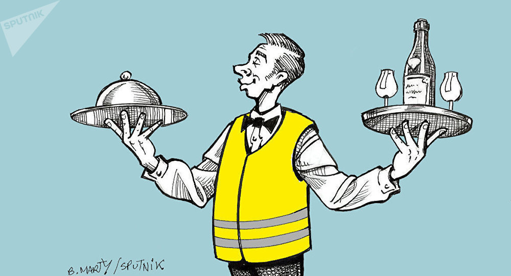 La caricature de Bruno Marty pour le 1er avril !