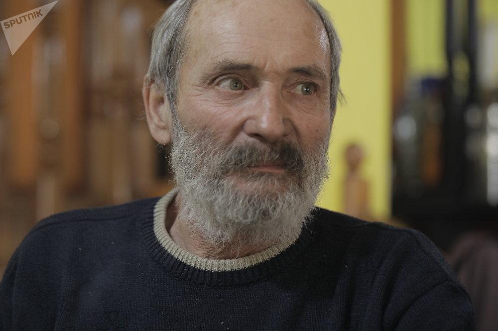 Jozef Cerna, père de Tibor Cerna