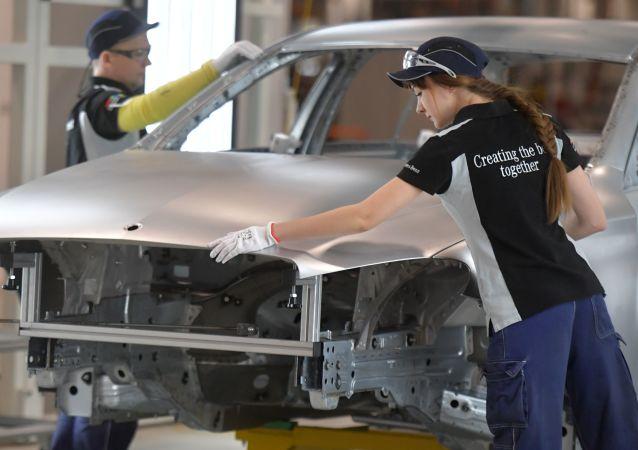 Mercedes assemblées en Russie: l'usine Daimler dans la banlieue de Moscou