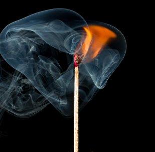 Du feu (image d'illustration)