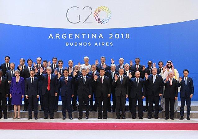 G20 en 2018