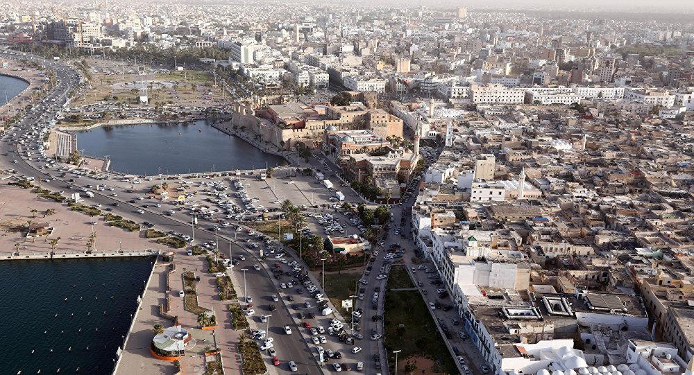 Tripoli, capitale libyenne