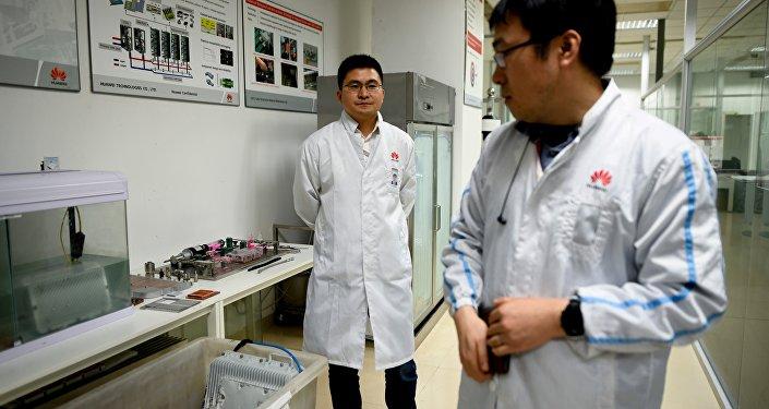 Personnel de Huawei