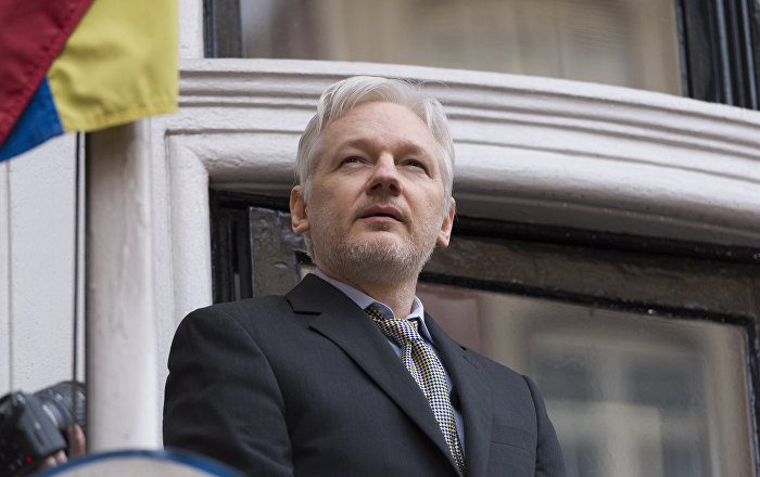 Julian Assange (image d'archive)