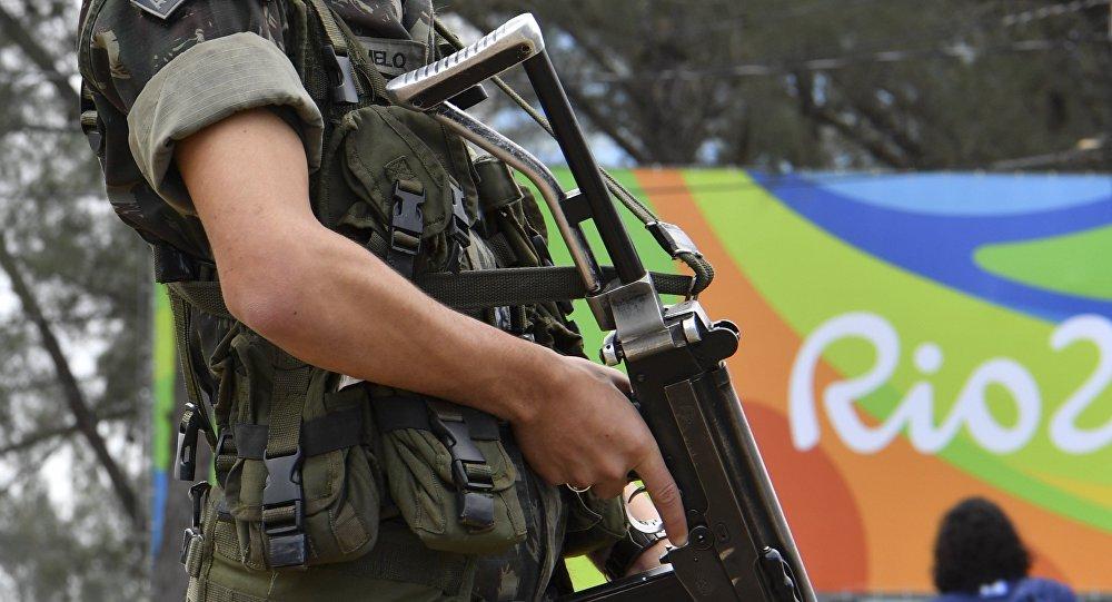 Militaire brésilien