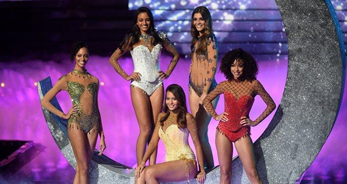 Les finalistes du concours Miss France 2019
