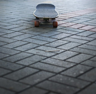 Un skateboard (image d'illustration)
