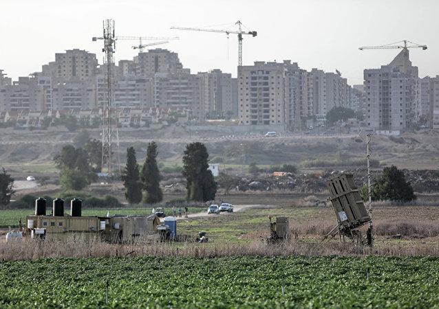 Conflit entre Israel et la Palestine