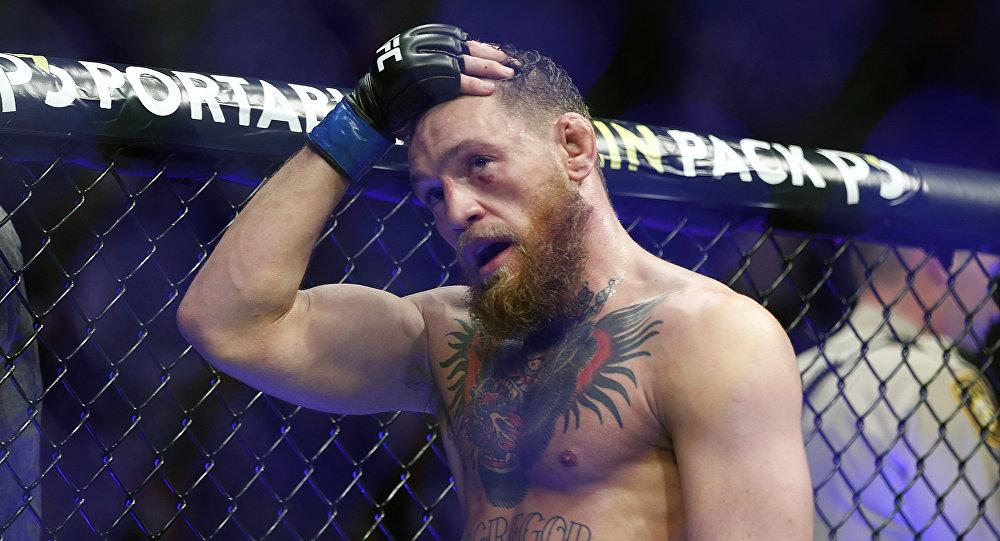 MMA-Kämpfer Conor McGregor