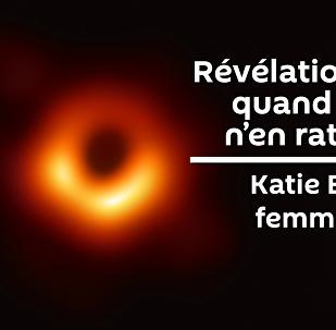 Révélation du trou noir, quand les sexistes n'en ratent pas une