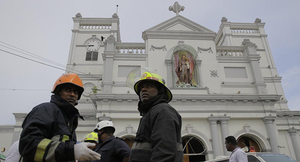 Les attentats du Sri Lanka