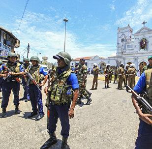Le sanctuaire Saint-Antoine à Colombo
