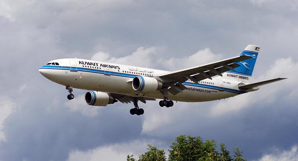Un avion de Kuwait Airways (image d'illustration)