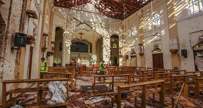 Attentats: Sri Lanka: un richissime Danois perd 3 enfants - Monde