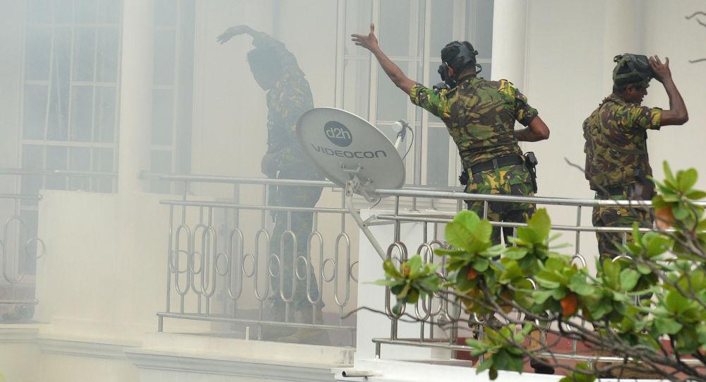 Les forces de l'ordre ont découvert et neutralisé un explosif près de l'aéroport international Bandaranaike