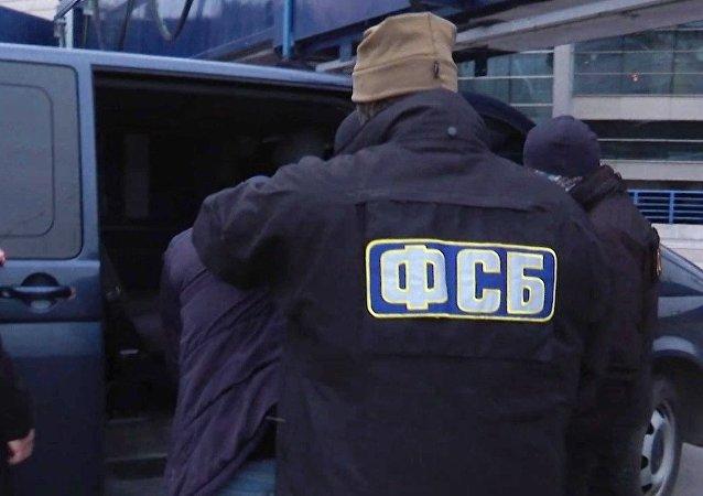 Un agent du FSB russe (image d'illustration)