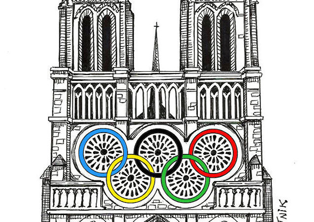 Reconstruction de Notre-Dame de Paris