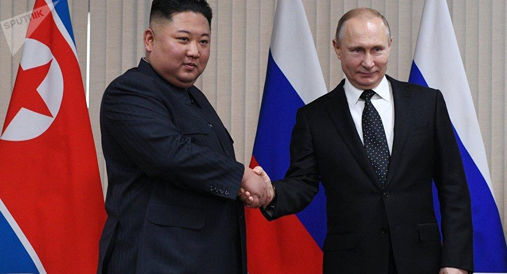 Quel sera l'impact du sommet Poutine-Kim sur les relations entre la Russie et les USA?