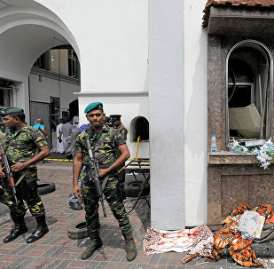 Attentats du 21 avril 2019 au Sri Lanka