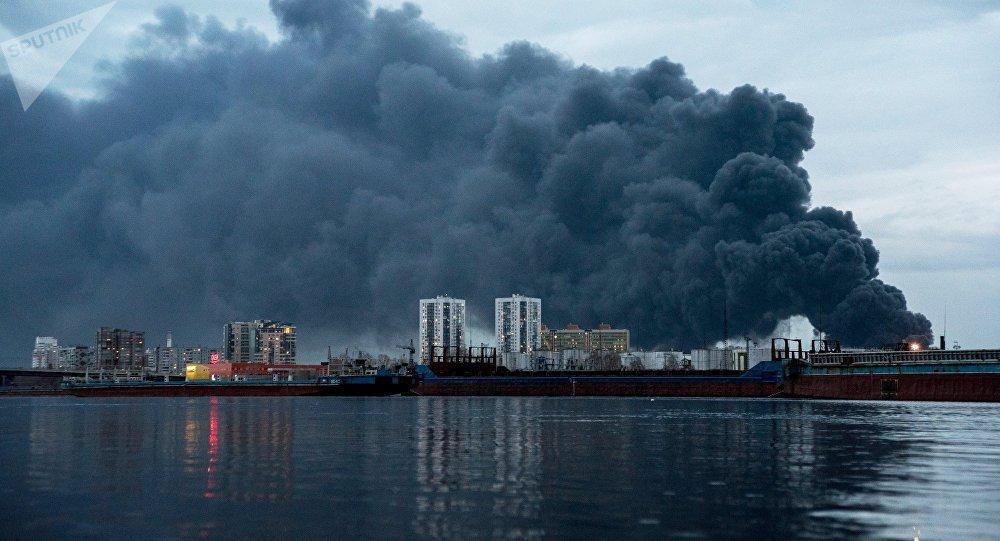 Un incendie ravage l'usine produisant les derniers missiles russes Satan II
